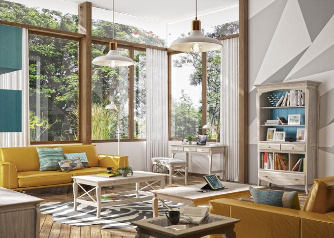 Los muebles de salón